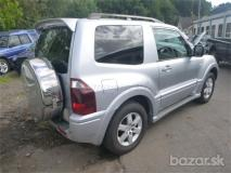 PAJERO 3,2 DID AUTOMAT  NA DIELY