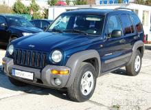 Jeep Cherokee 2.8 CRD 16V Renegade A/T