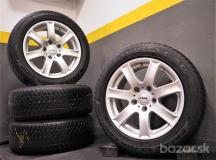 BMW 5x120 R16 205/55 R16 zimné pneu GOOD YEAR