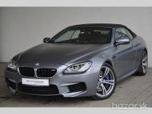 BMW M6 412KW Convertible