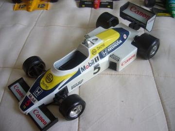 modely F1, Bburago Made in Italy, 1:24