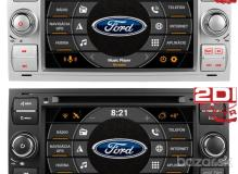 """7"""" autorádio Android NXP FORD SD USB DVD DSP"""