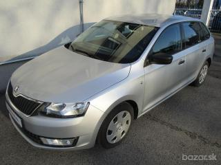 Škoda Rapid Spaceback 1,6 TDI /