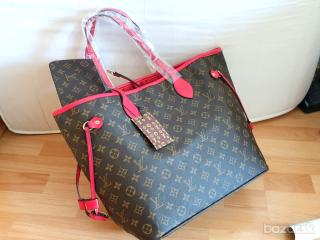 Louis Vuitton Damier Ebene Canvas Neverfull