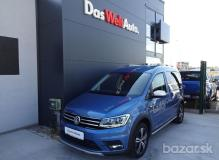 VW Caddy 4 Alltrack 2,0L TDI