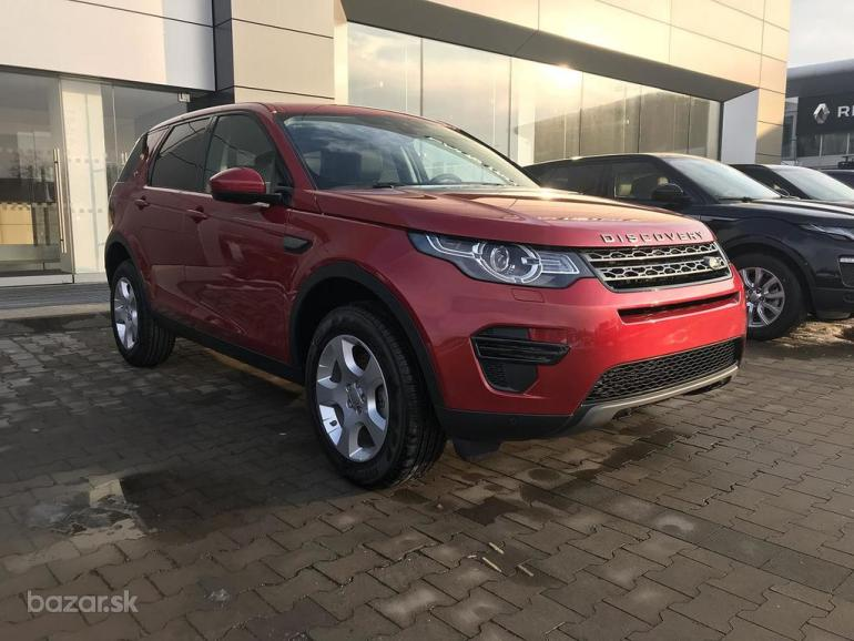 Land Rover DISCOVERY SPORT SE 2.0 TD4 150PS