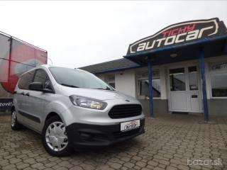 Ford Tourneo Courier 1, 5 TDCi, Klima, 1.maj., Ford servis