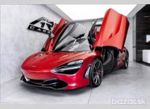 McLaren 720S coupe performance  OV