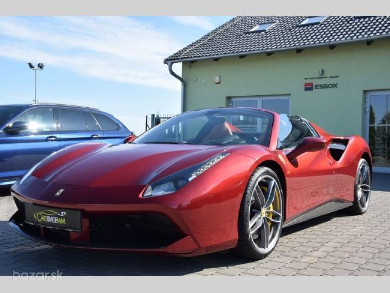 Ferrari 488 SPIDER*KARBON*LIFTING
