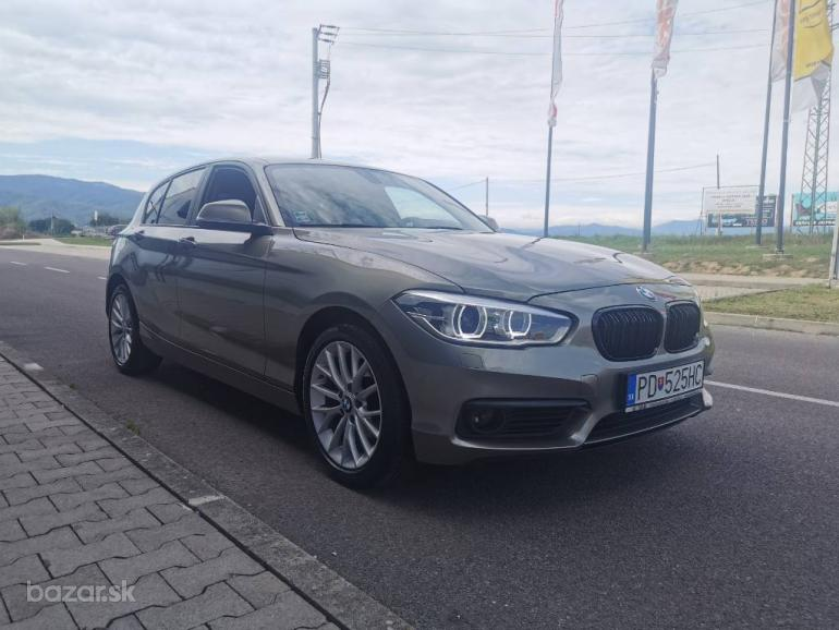 BMW Rad 1 116d Advantage A/T