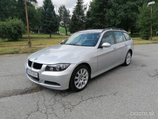 BMW Rad 3 Touring 320 d 163k