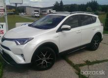 Toyota RAV4 2.5 Hybrid Selection AWD e-four