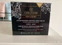 Collistar sublime black precious scrub mask