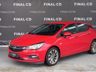 Opel Astra 1,6 CDTi 110k SELECTION