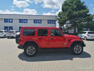 Jeep Wrangler 2,2 CRD Unlimited SAHARA