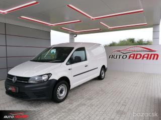 Volkswagen Caddy Maxi 1.6 TDI Basis 75 kW