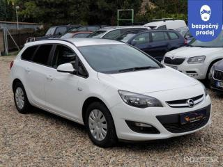 Opel Astra 1.6 CDTi 81kW Enjoy Sports ČR