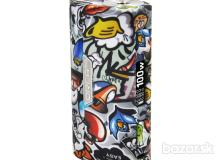 E-cigareta,ORCA mini Box MOD 100W,nove
