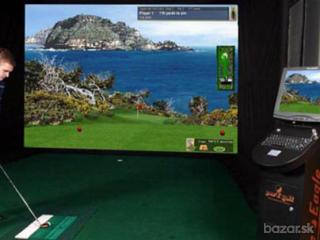 Golfovy simulator Double eagle elite plus 4