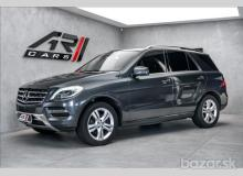 Mercedes-Benz Třídy M ML 350 CDi 4-Matic, panorama,