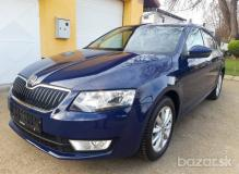 Škoda Octavia 1.6 TDI Business