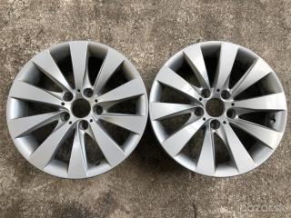 ALU 17 BMW ORIGINAL 5x120 7.5x17 ET37 2ks (ID:1003144)