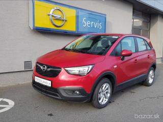 Opel Crossland X 1, 2 T 81kW MT6  SMILE