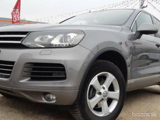 Volkswagen Touareg II 3.0 V6 TDI 240k BlueMotion Technology