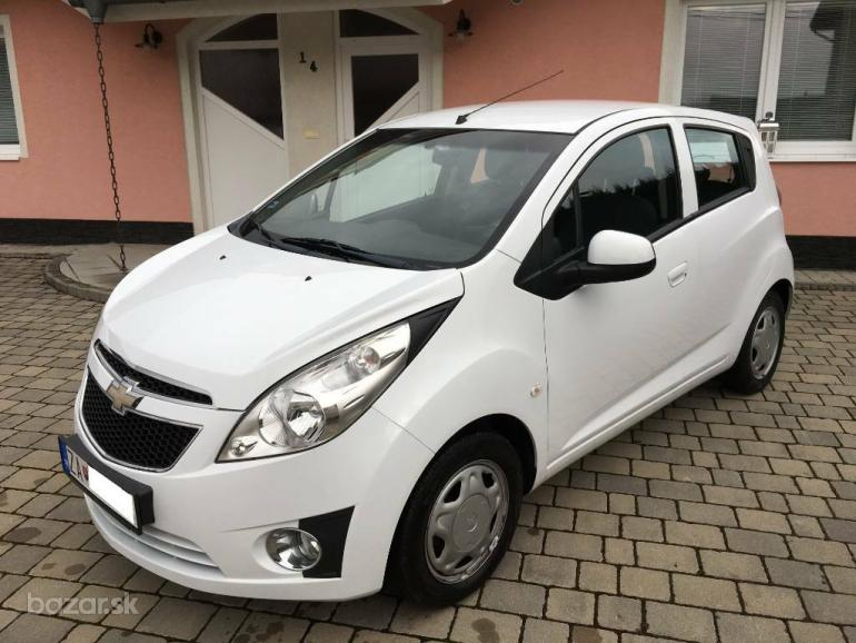 Chevrolet Spark 1.0 16V LS Plus