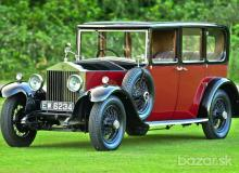 Rolls Royce 1929   20HP OWNER/DRIVER SALOON BY MADDOX