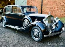 Rolls Royce 1939   WRAITH THRUPP & MABERLY SPORTS SALOON