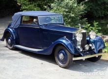 Rolls Royce 1935 - 2025 Thrupp & Maberly Three Position Drophead Coupe.
