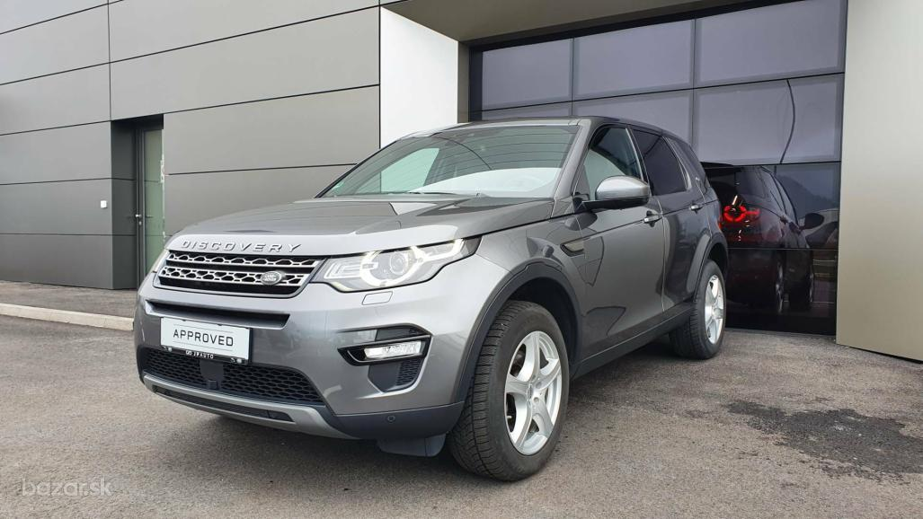 Land Rover Discovery Sport 2.0L TD4 180k SE AT