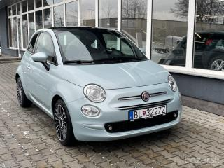Fiat 500 1.0 BSG Hybrid Launch edition