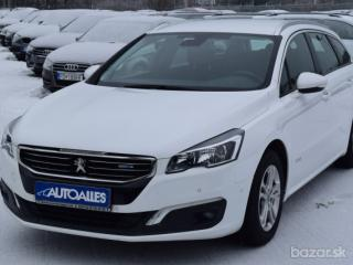 Peugeot 508 SW 2,0HDi  110 kW BUSINESS LINE
