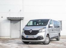 Renault Trafic Passenger Energy 1.6 dCi 125 L2H1 Cool
