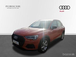 Audi Q3 advanced 35 TFSI STR