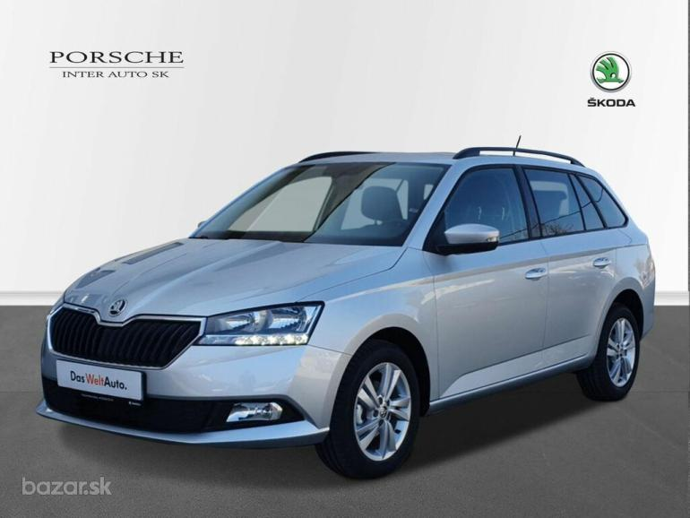 ŠKODA Fabia combi JOY 1.0 TSI 70kW 5MP