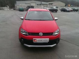 Volkswagen Polo 1.2 TSI CROSS DSG