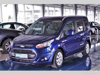 Ford Tourneo Connect 1,6 TDCi 85kW Trend serv.kniha