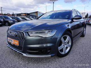 Audi A6 Allroad 3.0 TDI QUATTRO matrix full-LED DVD