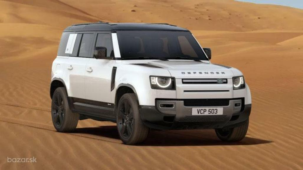 Land Rover DEFENDER X-Dynamic HSE 3.0D I6 300 PS AWD Auto