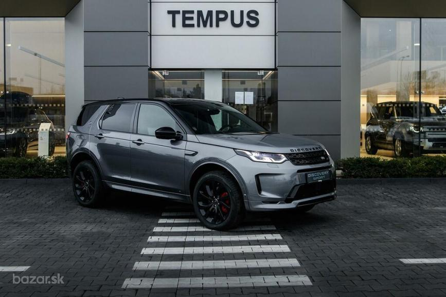 Land Rover DISCOVERY SPORT HSE 2.0 SD4 177kW