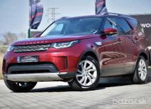 Land Rover Discovery 3.0L TD6 HSE Luxury AWD 7 MIESTNE SR