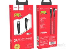 """Cable Type-C to Lightning """"U84 Rally"""" PD charging"""