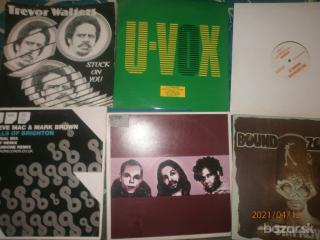 12 lp maxi dance trance house techno