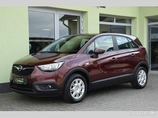 Opel Crossland X 1.2i ENJOY*ČR*2.SADA*