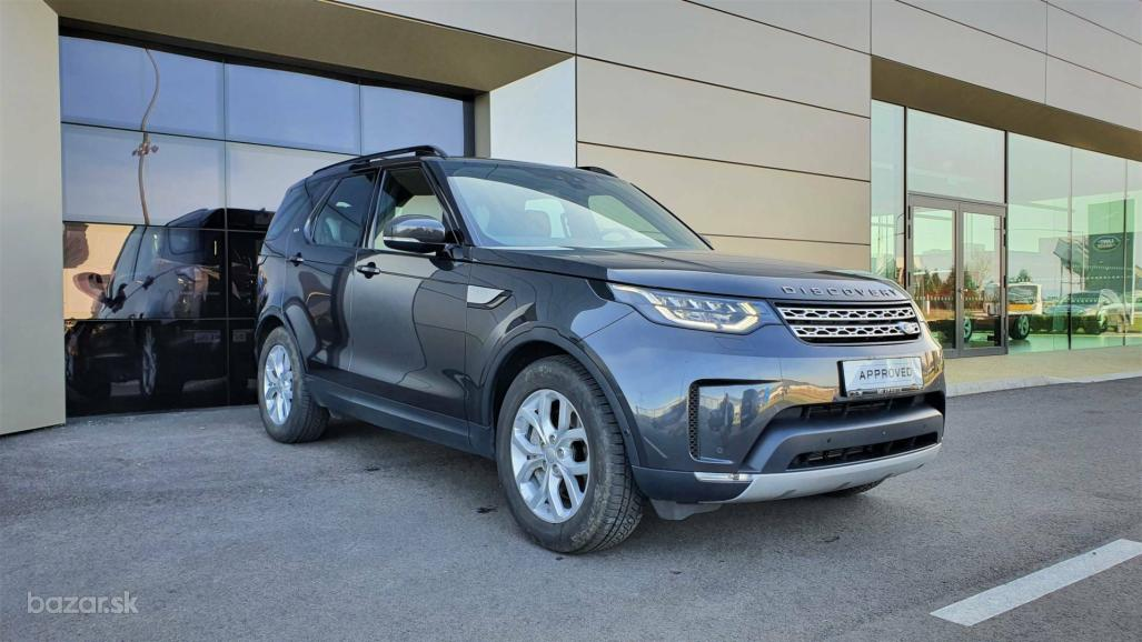 Land Rover Discovery 3.0D SDV6 306k HSE AWD A/T