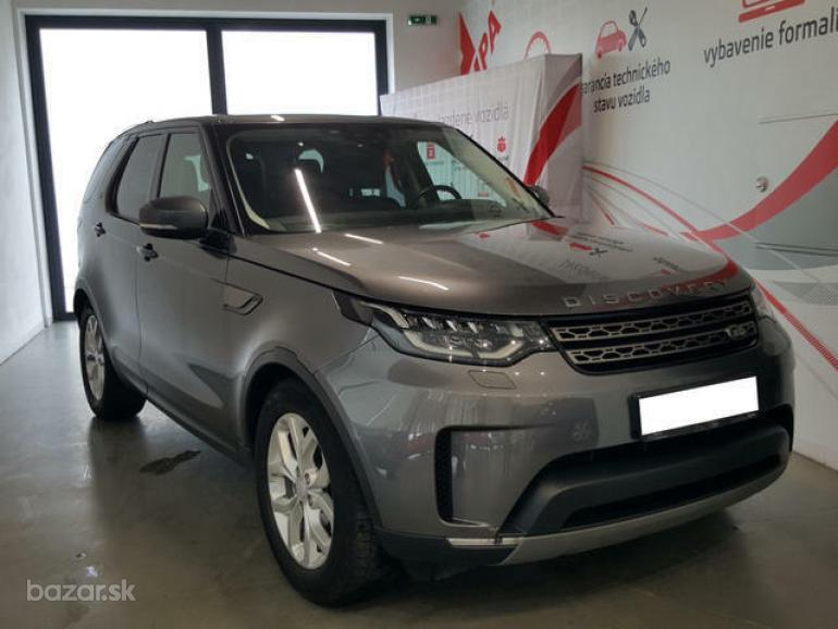 Land Rover Discovery  3,0 TD6 SE