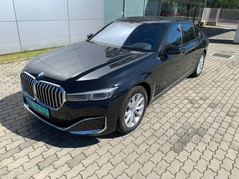BMW Rad 7 745Le xDrive iPerformance, AT/8